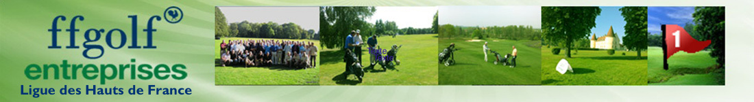 Golf Entreprises Ligue Hauts de France